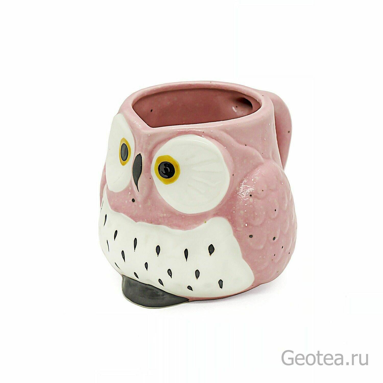 """Кружка керамическая """"Сова"""" 300мл."""