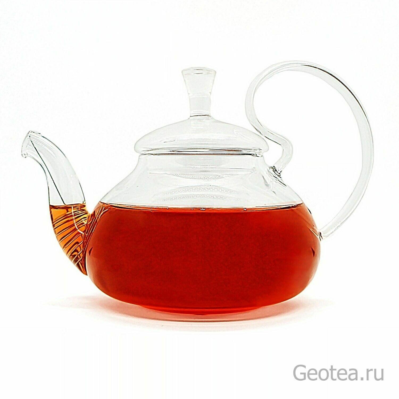 "Чайник ""Георгин"" 600мл."