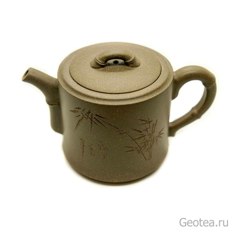 "Чайник ""Чжуцзе - Коленце бамбука"" 240мл."