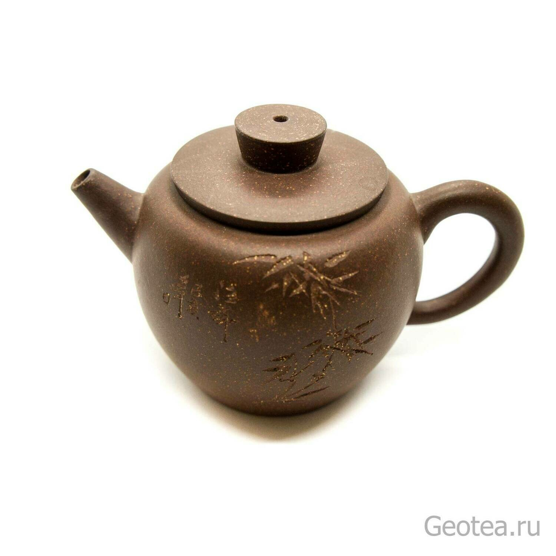 "Чайник ""Цзюлунь Чжу - Гигантская жемчужина"" 260мл."