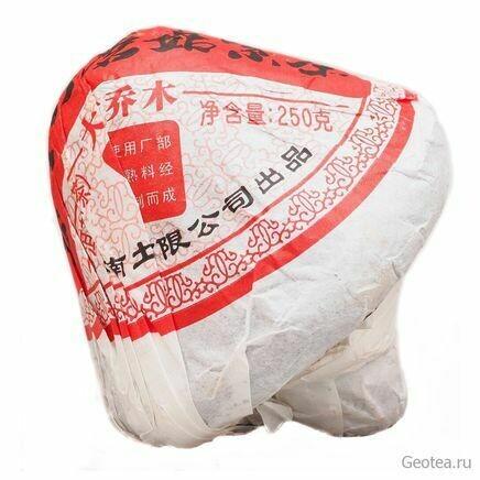 Чай Шу Пуэр Могу То Ча Тулинь 250гр.