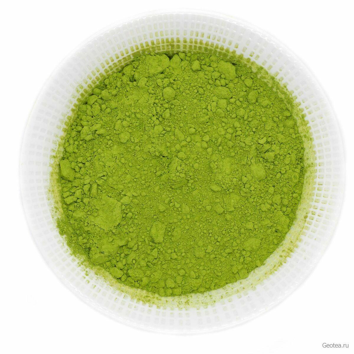 Чай Зеленый Матча #5