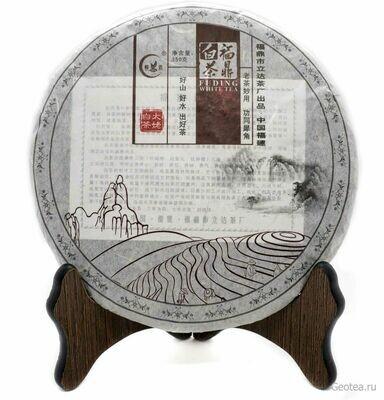 Чай Белый Тай Му Бай Ча, прессованный, 350гр.