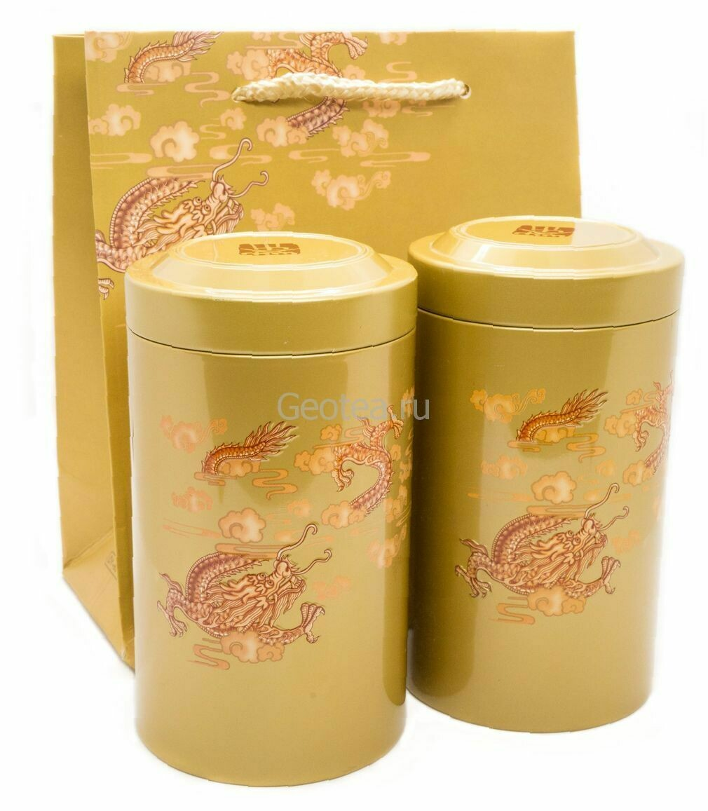 """Подарочный набор """"Улунское настроение"""", 2 вида чая"""
