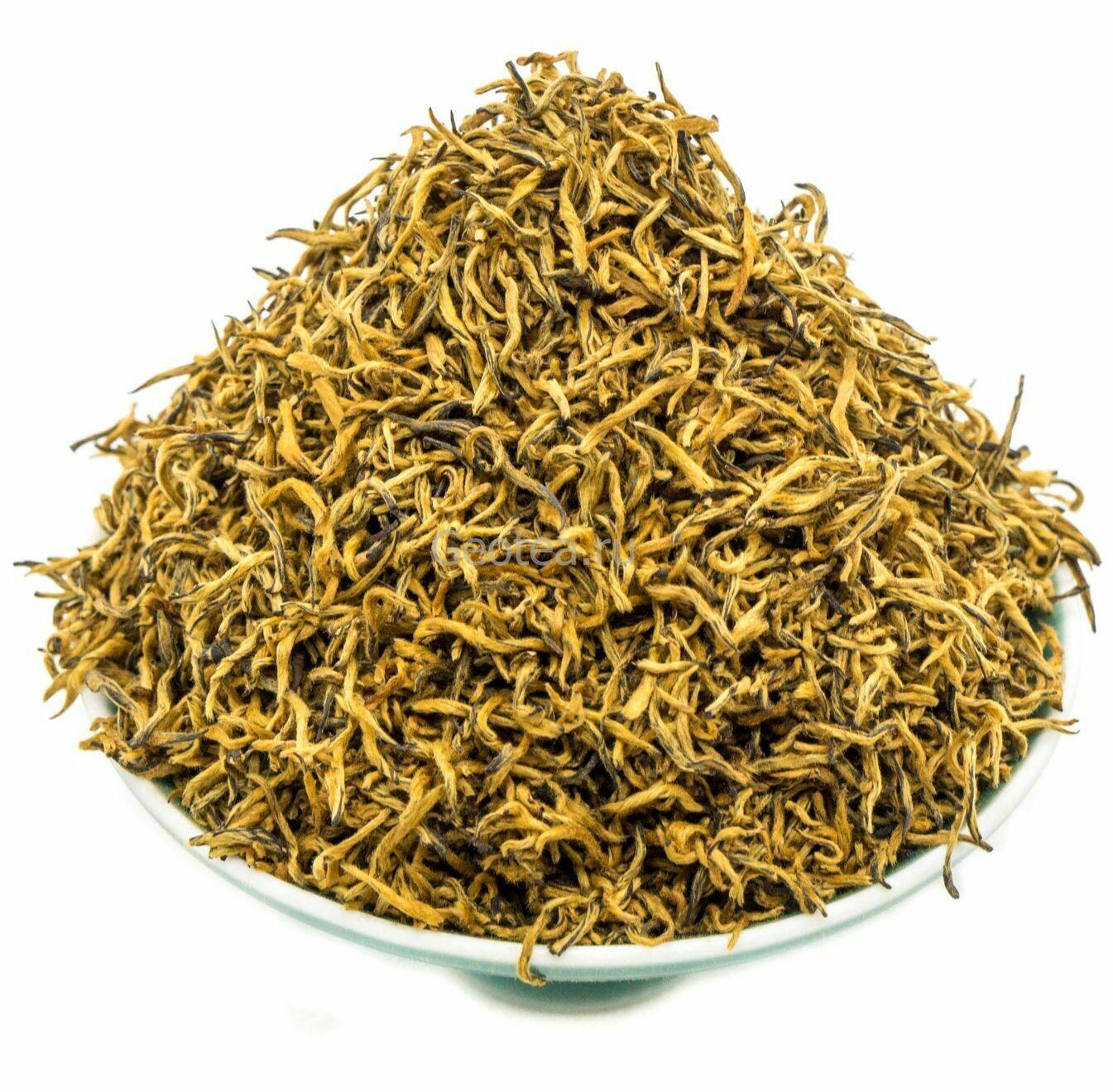 Чай Красный Гуанси Хун Ча #520