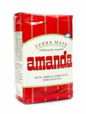 Йерба Мате Amanda Con Palo 0,5кг