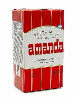 Йерба Мате Amanda Con Palo 0,25кг
