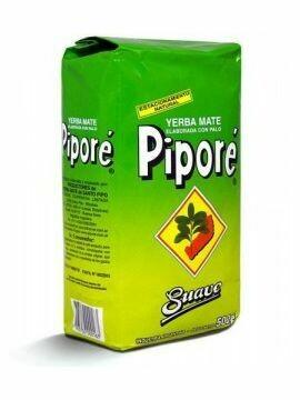 Йерба Мате Pipore Suave 500гр.