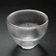 """Пиала """"Ледяной узор"""" 60мл., стекло"""