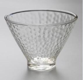 """Пиала """"Ледяной узор"""" 75мл., стекло"""