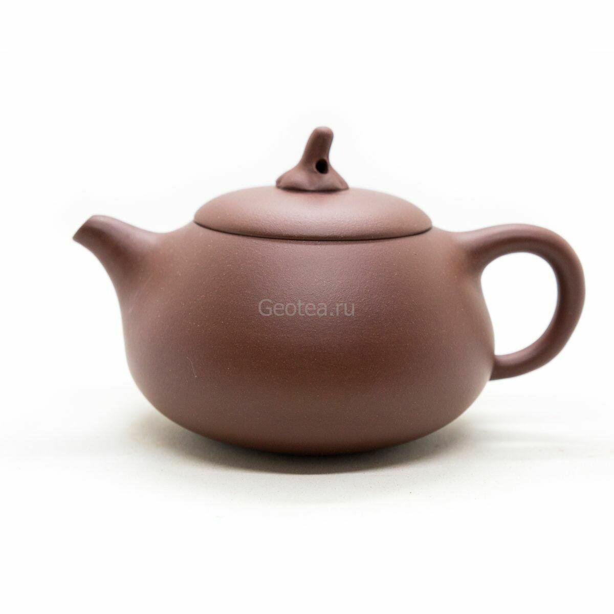 "Чайник ИСИН Цзядуань ""Баклажан"" 250мл."