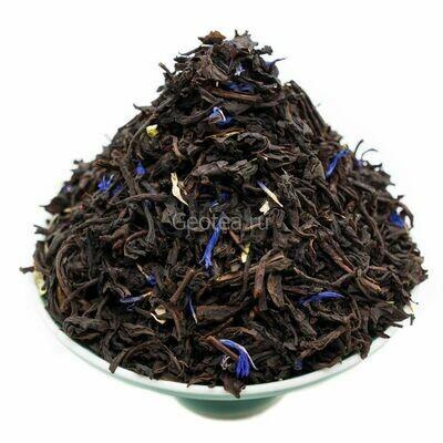 """Чай Черный с бергамотом Эрл Грей """"Голубой цветок"""""""