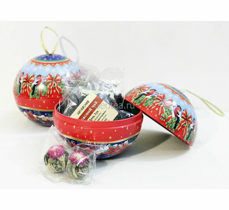 """Подарочный набор """"Чайный шар"""""""