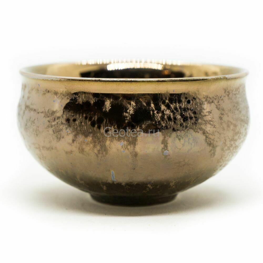 "Пиала ""Тяньму"", Обжиг в печи 150мл., керамика"
