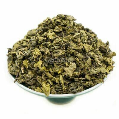 """Чай Зеленый Ганпаудер """"Зеленый порох"""""""