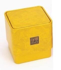 """Банка для чая """"Императорский кубик"""""""