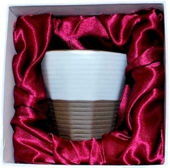 """Пиала """"Конус"""" в подарочной коробке 200мл., керамика"""