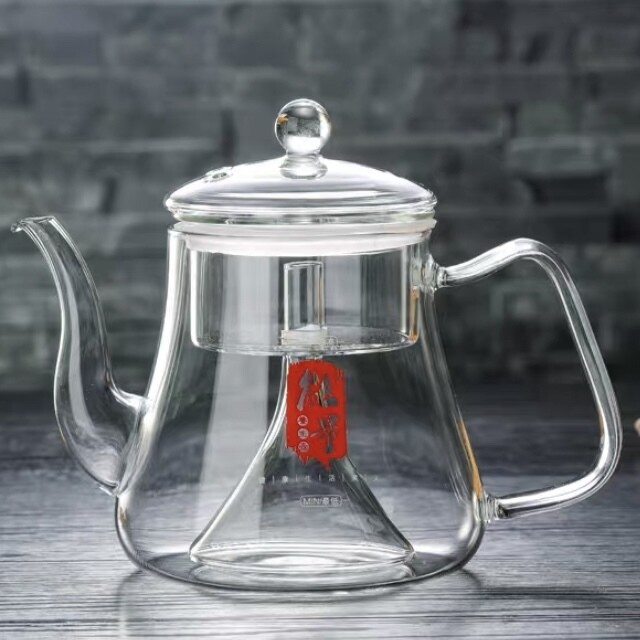 "Чайник ""Сифон"", стекло, 1000мл."