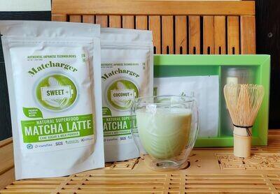 Подарочный набор для приготовления чая Матча / Маття