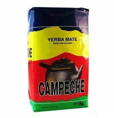 Йерба мате Campeche Tradicional 1000гр.