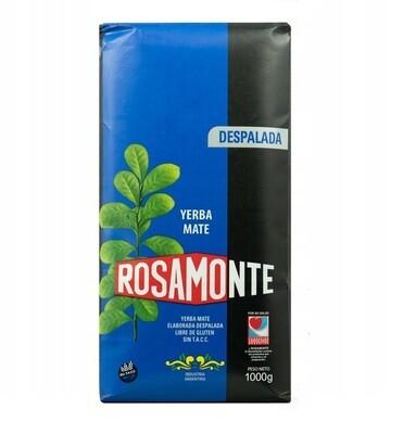 Йерба Мате Rosamonte Despalada 1000гр.