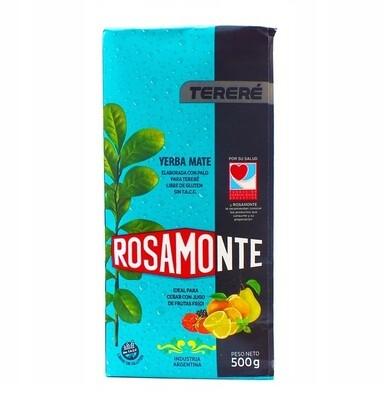 Йерба Мате Rosamonte Terere 500гр.
