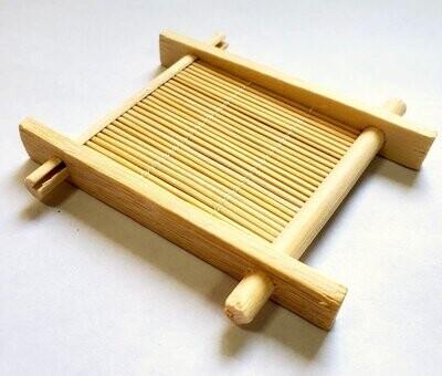 "Подставка под пиалу ""Бейто"", бамбук"