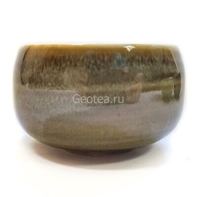 "Пиала ""Песочная"", керамика, 100мл."
