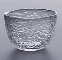 Пиала Айсберг, фактурная 50мл., стекло