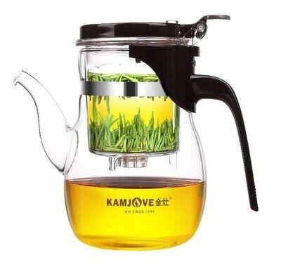 Kamjove Чайник Гунфу K-206 600мл., стекло