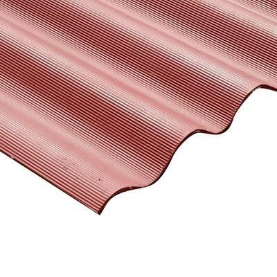 Шифер цветной волновой СВ 40/150