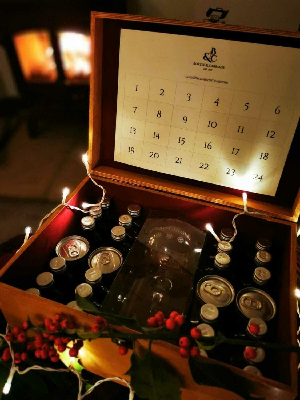 ChrisGINgle Advent Calendar