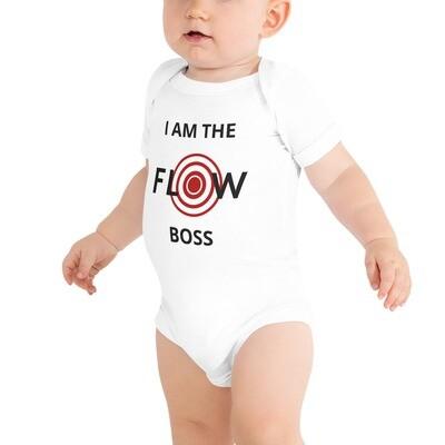 Kurzärmliger Baby-Einteiler