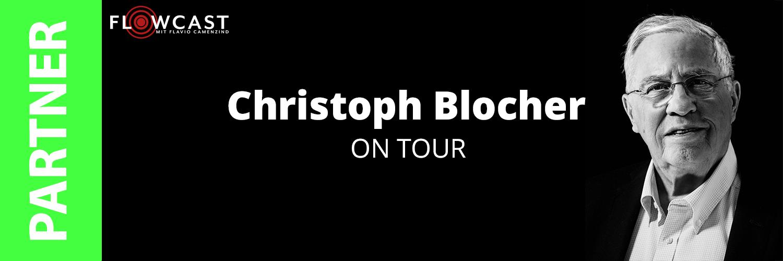 Blocher on Tour - LIVE Event (Partnerpreis)
