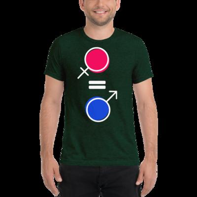 Gender Equality Short sleeve t-shirt M