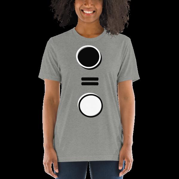 Racial Equality Short sleeve t-shirt W