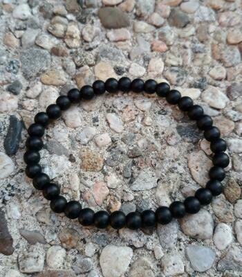 Unisex Black Bracelet