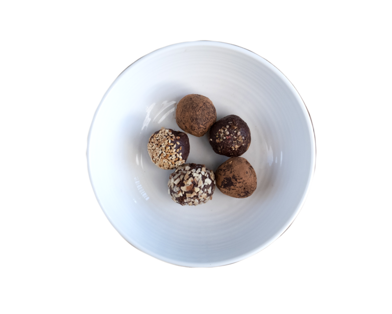 Assorted Antioxidant Chocolate Truffles