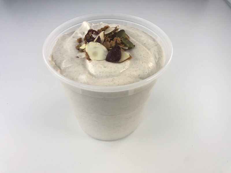 Coconut Chia Yogurt