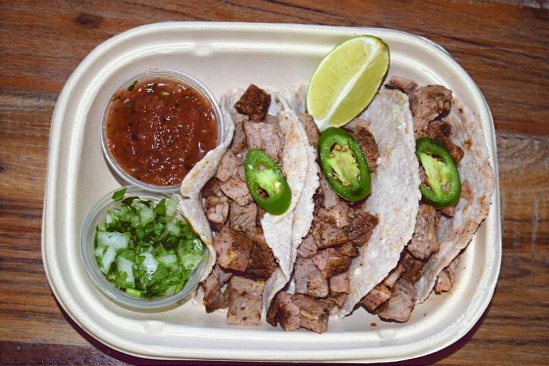 Mexican Street Taco Trio