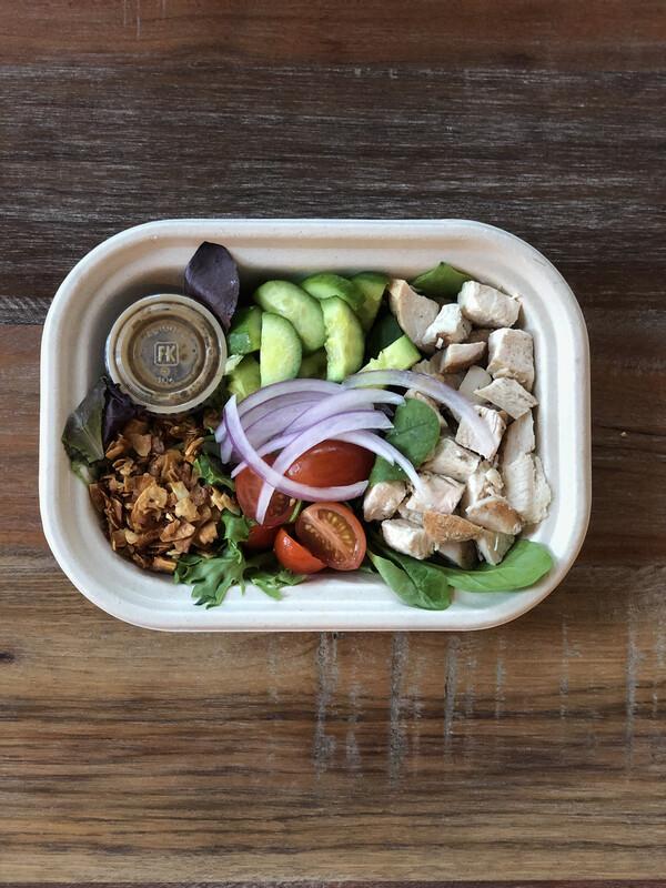 Klean Cobb Salad