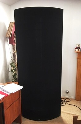 SoundLab Millennium 1 (M1) Electrostatic Speakers