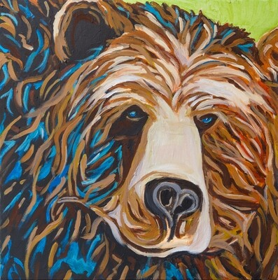 Grouse Grizzly