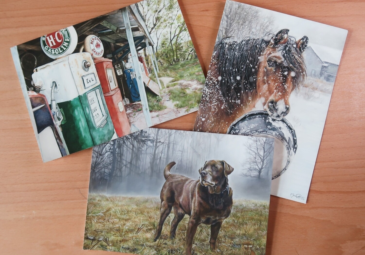Assorted Greeting Card Set