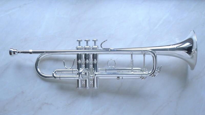 Wolfgang-Huhn-Tiger-Bb-Trompete.