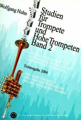 Studien für Trompete und Hohe Trompeten Band 2