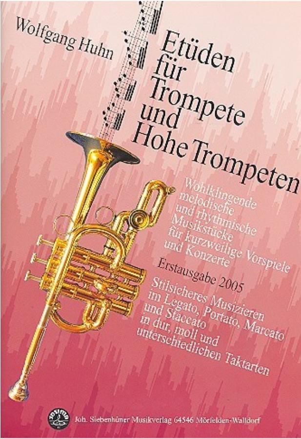 Etüden für Trompete und Hohe Trompeten