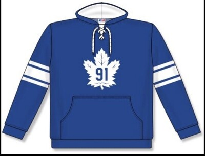 #91 Toronto Maple Leafs Inspired Player Hoodie
