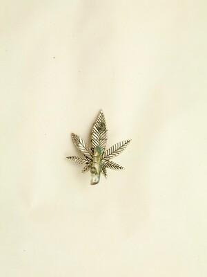 420 Stoner Quartz Pin