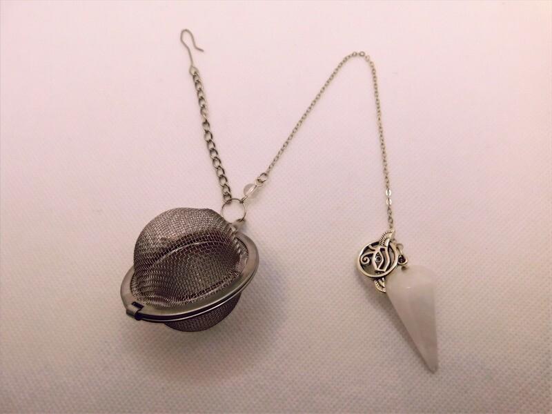 Quartz Pendulum Tea Steep